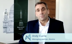Andy Currie of Alantra speaking with Unquote