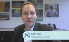 Sam Kay of Travers Smith speaks with Unquote