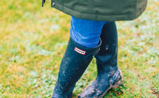 Hunter Boots makes wellies and other outdoor clothing