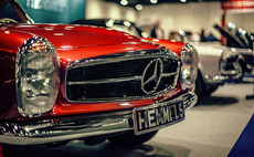 Hemmels restores classic Mercedez-Benz