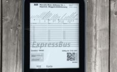 Axentia makes bus timetables and information displays
