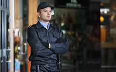Security guards and associated services